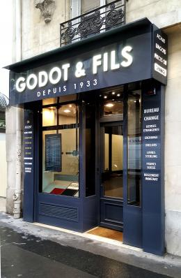 godot et fils Neuilly achat or et argent