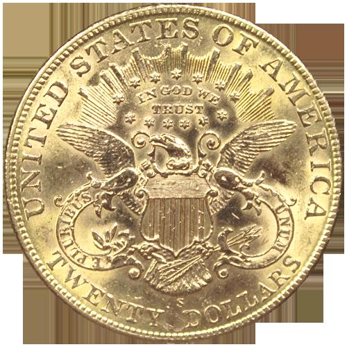 20 dollars us acheter ou vendre des pi ces d 39 or achat or et argent - Valeur ancienne piece ...