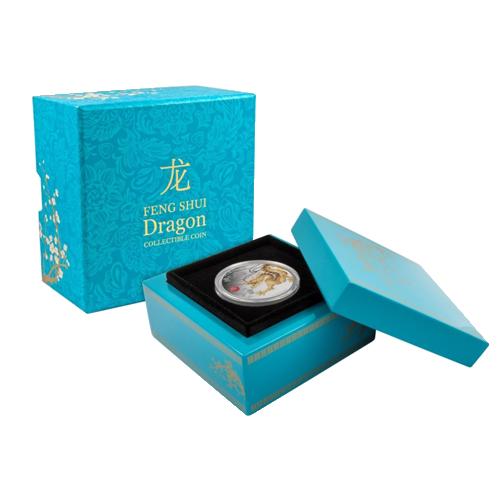 feng shui dragon 2015 achat vente once d 39 argent. Black Bedroom Furniture Sets. Home Design Ideas