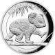 Australian Koala 1oz Argent High Relief 2016