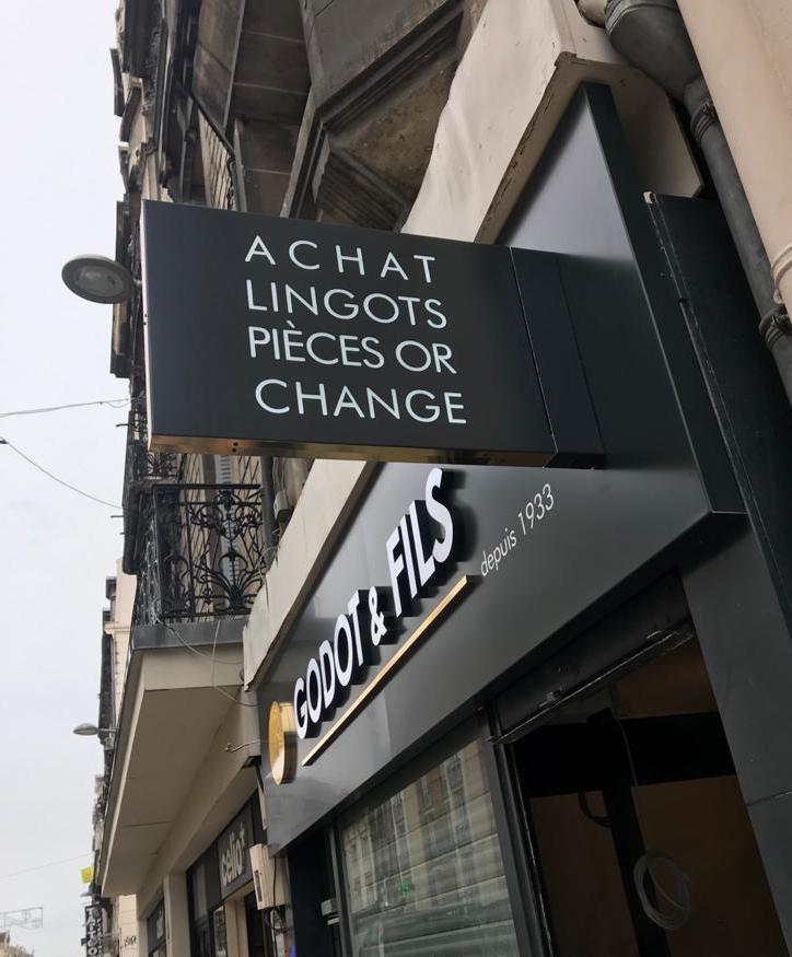 Nouvelle agence Godot & Fils Reims