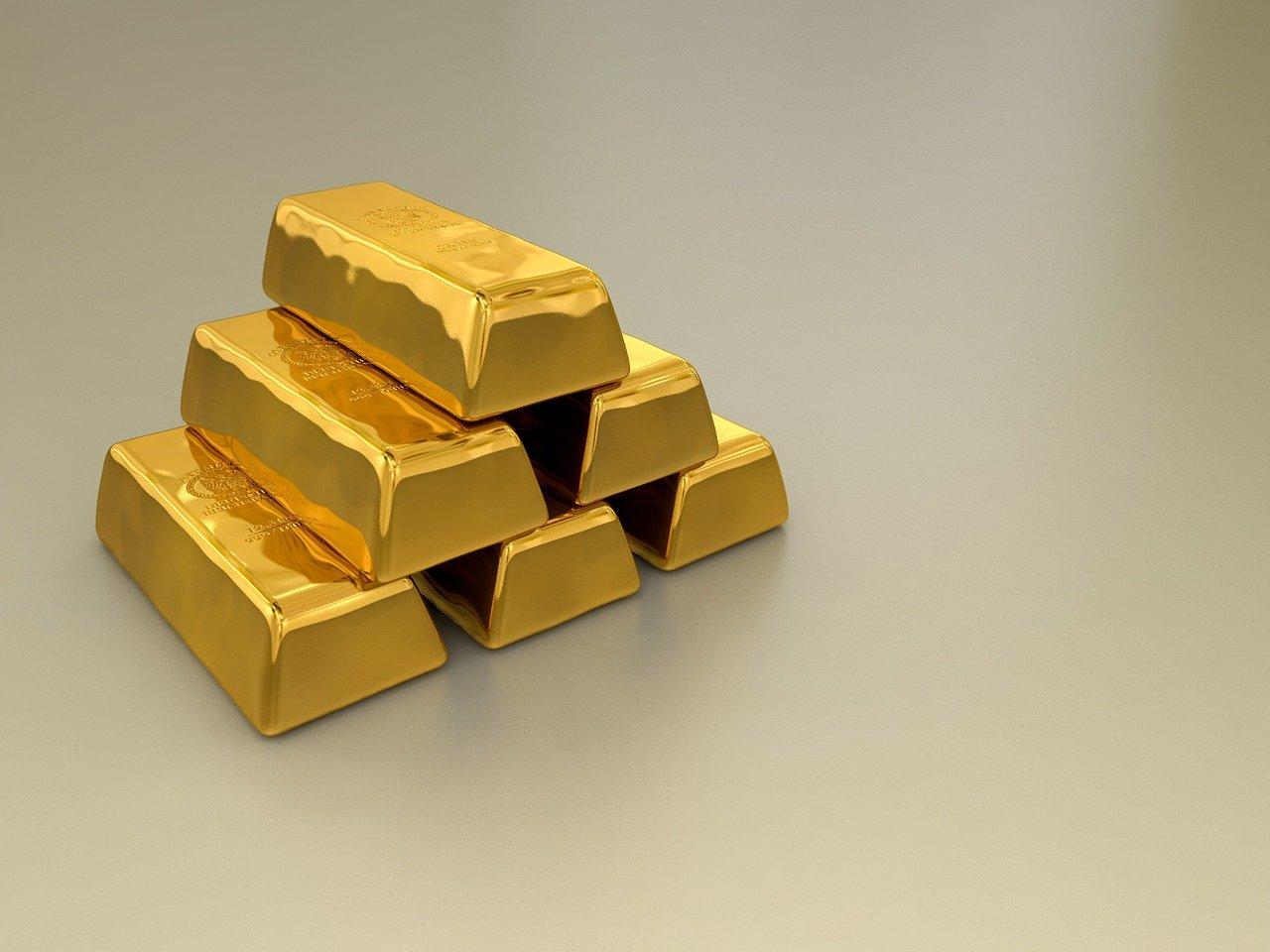 cours de l'or fin décembre 2019