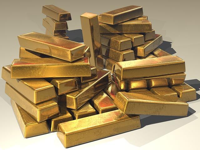 investir dans le lingot d'or