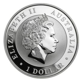 Once koala argent
