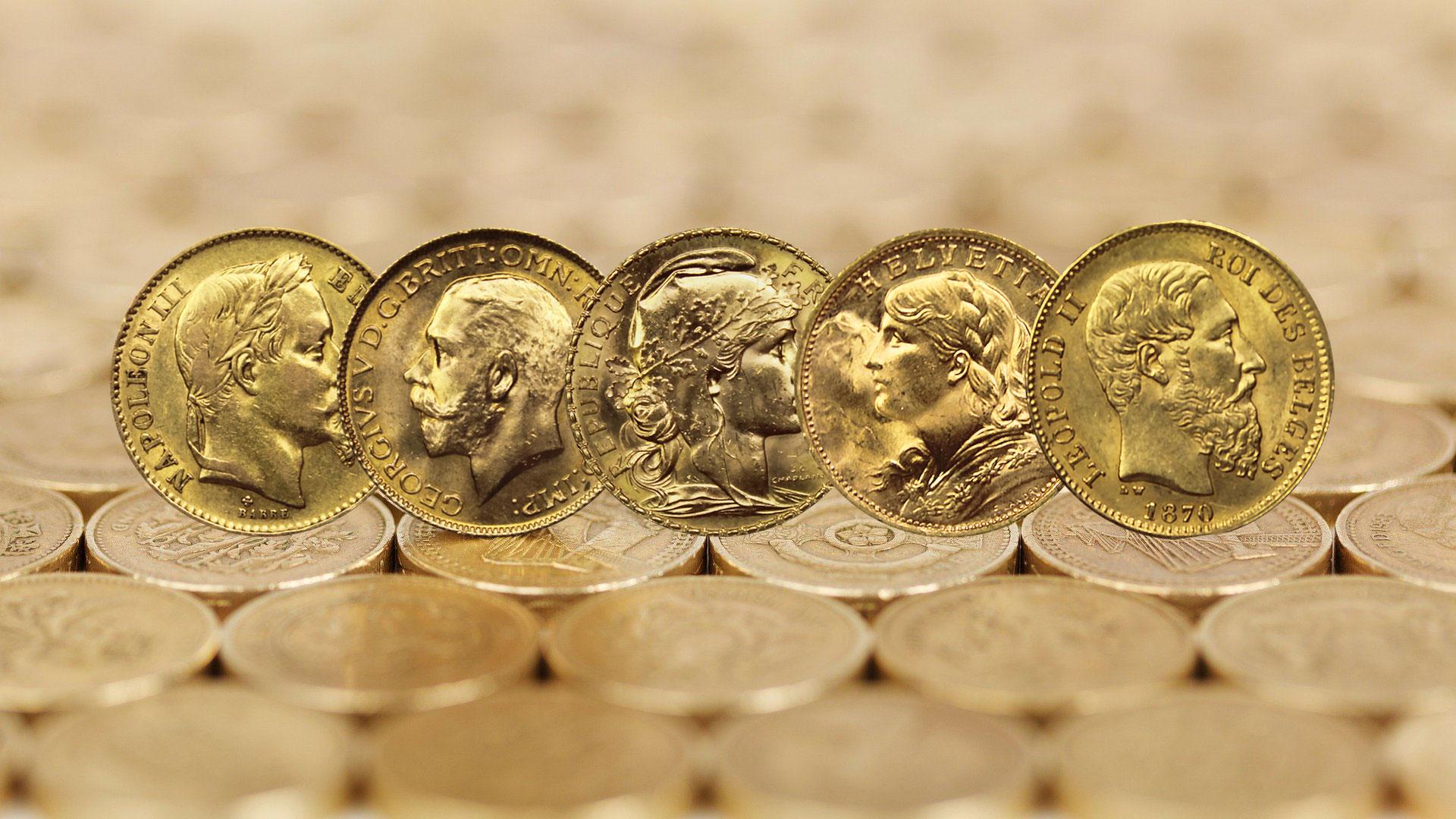 pirimes pièces d'or