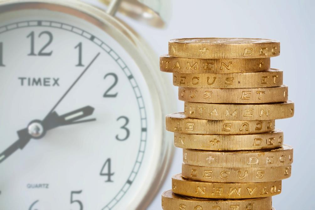la rentabilité de l'or