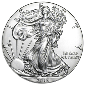 Eagle argent