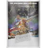 Star Wars: L'Empire Contre Attaque - Poster Premium 35g Argent