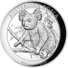 Australian Koala 1oz Argent High Relief 2018