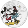 Disney - True Love Forever 1oz Argent