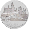 Harry Potter - Poudlard 1oz Argent