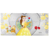 Princesse Disney - Belle Billet Argent