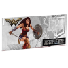 Justice League - WonderWoman Billet Argent