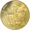 Mickey et la France 200 Euro Or