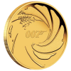 James Bond 007 1/4oz