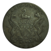 East India House , half penny token 1793